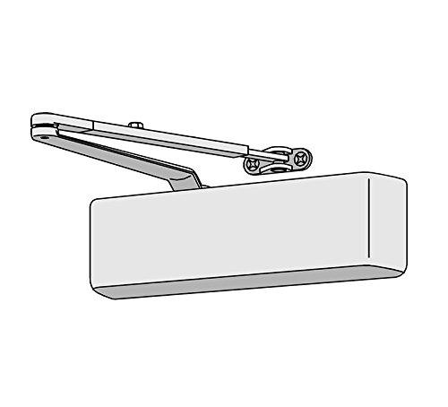 -  Heavy Duty Institutional Adjustable Left Hand Smoothee Door Closer - LCN 4011