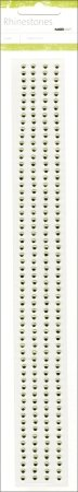 Rhinestone Strip Kaisercraft (Self-Adhesive 3mm Rhinestone Strips 12