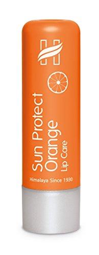 Himalaya Sun Protect Orange Lip Care – 4.5 g
