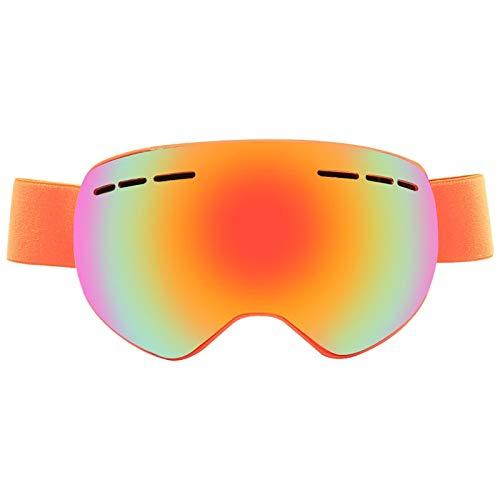 Unisex Gafas Antivaho Beydodo Hombre Ciclismo Seguridad De Naranja Rojo Esqui Antiviento Protectoras 4tdqRwd
