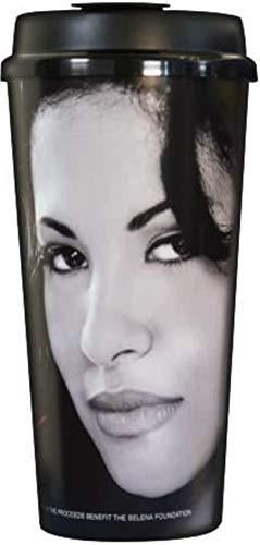 Stripes 2018 Selena Collectible Commemorative 32oz Travel Cup (Black)