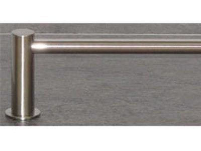 Top Knobs Hopewell Bath 30'' Single Towel Rod - HOP10BSN - Brushed Satin Nickel