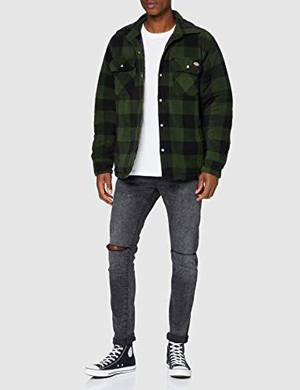 Urban Classics Męskie spodnie dżinsowe Slim Fit: Odzież
