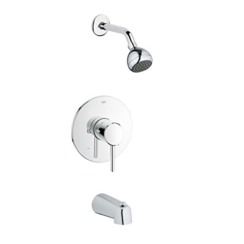 GROHE 113170 Concetto Shower Bundle (Grohe Shower Panel)