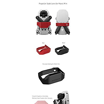 gouduoduo2020 Mavic Mini Propellers Fixator Protector Stabilizers for DJI Mavic Mini Accessories: Toys & Games