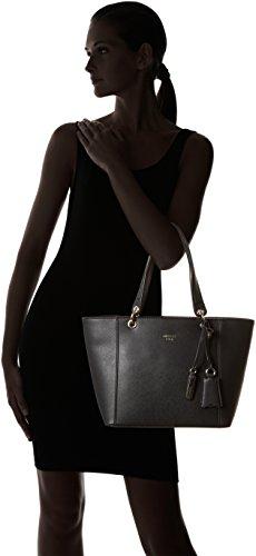 Guess Damen Hwvg6691230 Shopper, 15x26.5x42 cm Schwarz (Nero)