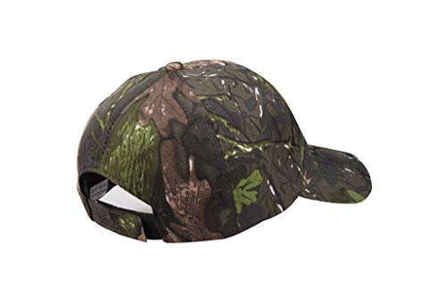 Unisex Summer Outdoors Camouflage Baseball-Cap Classic Adjustable Trucker Dad-Hat UV Protection Sunhat (Camouflage B) by Cealu (Image #2)