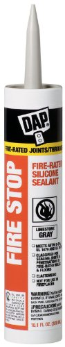 dap-18806-fire-stop-fire-rated-silicone-sealant-limestone-gray-101-oz-cartridge