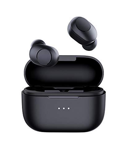 🥇 AUKEY Auriculares Inalámbricos Bluetooth 5 Detección en la Oreja