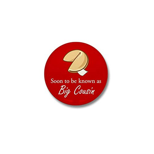 CafePress Big Cousin - Fortune Cookie Mini Button 1
