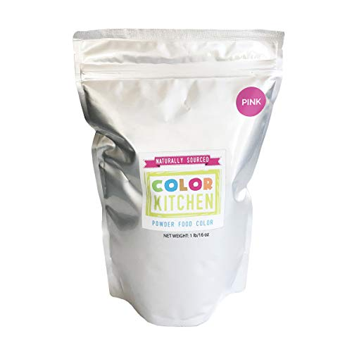 ColorKitchen Pink Food Coloring Powder (1lb Bulk Bag) - All Natural with No Artificial Dyes by ColorKitchen (Image #6)
