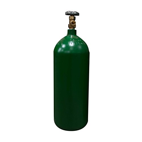 Empty Tank (40 cu/ft Oxygen Welding Tank CGA 540 -)