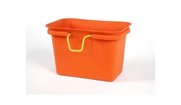 Full circle despojo happy despojo Collector and pescar Compost Bin, Naranja colour: Sunset - Naranja: Amazon.es: Hogar