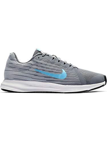 Nike 012 Para Platinum Atletismo gs Hombre 8 White Blue Zapatillas Multicolor Grey Downshifter De cool Pure Fury r6nqparx