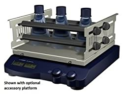 Scilogex 83201008 Sk-o330-pro Orbital Digital Shaker, 110v60hz, 100-800rpm, 7.5kg16.5 Pounds Load Rating, 4-40 Degree C