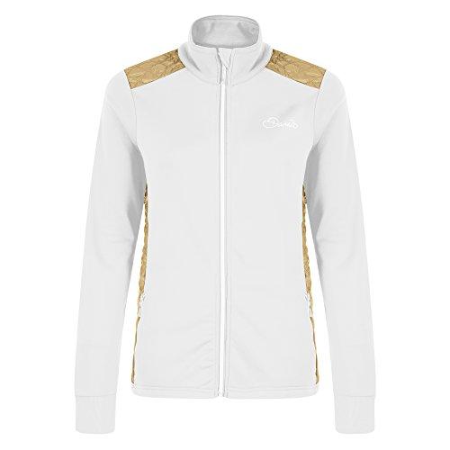 Dare 2b mujer Entwine Core Stretch Oro Blanco