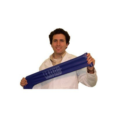 Cando AccuForce? Exercise Band - 6 Yard roll - Blue - Heavy