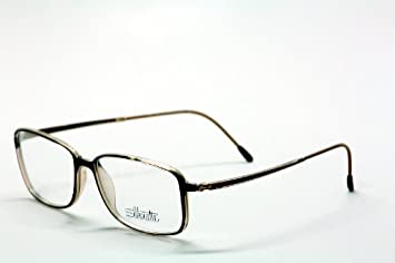 f04669078b0 Image Unavailable. Image not available for. Color  Silhouette Eyeglasses  SPX Legends Full Rim 2832 ...