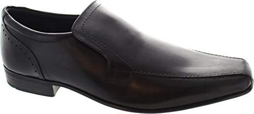 Ikon Men's Saxon Leather Slip Ons uGE27e8o