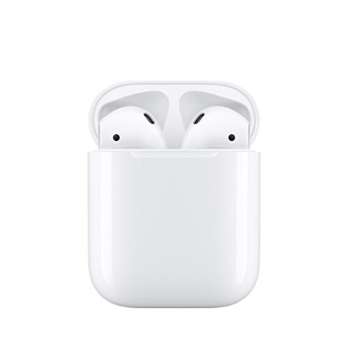 Apple Airpods In-Ear Bluetooth Wireless Bluetooth Headset White by Apple Computer (Image #1)