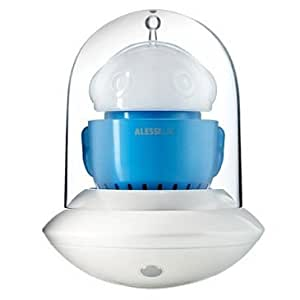 Alessi ufo led table lamp blue home kitchen for Amazon alessi