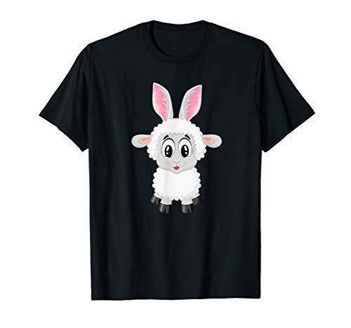 Sheep in the Easter Bunny Egg Costume T-Shirt Gift ()