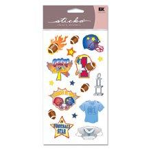 - EK Success Sticko Stickers-Football