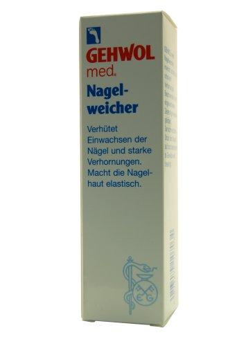 Gehwol 1040401 Nagelweicher med, 15ml