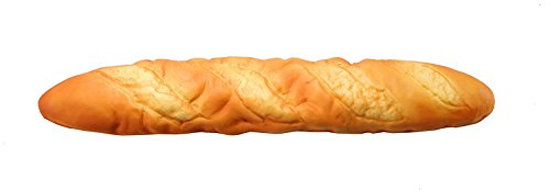 Price comparison product image Yellow Color Bread Shape Soft Keyboard Pad Wrist Pad Wrist Rests for Keyboards (Bread Shape)