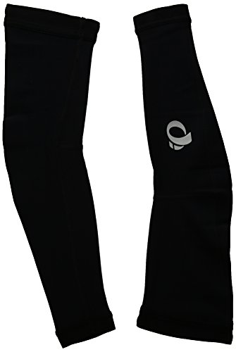 Pearl iZUMi W Elite Thermal Arm Warmer, Black, Medium (Elite Arm)