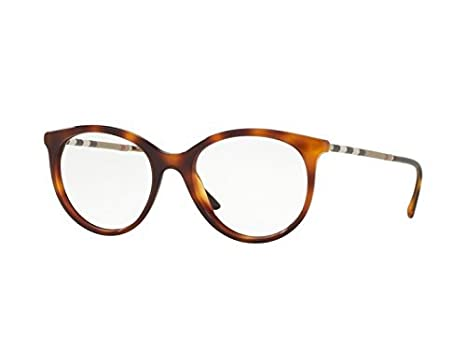 538cc4d2c8b Burberry Women s BE2244Q Eyeglasses Light Havana 50mm at Amazon ...