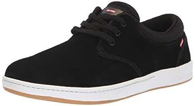 Globe Mens Winslow Sg Black Size: 7 US / 6 AU