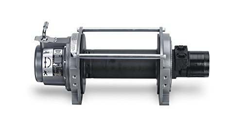 WARN 30281 Series 9 Hydraulic Industrial Winch