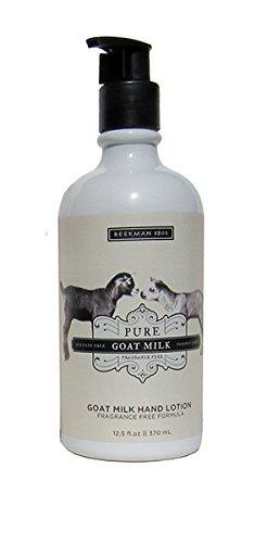 Beekman 1802 Goat Milk Hand Lotion (Pure Goat Milk)