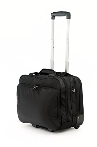 MBOSS Laptop Strolley Bag with 2 Wheel Trolley MONT001