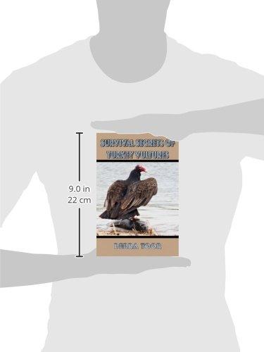 Survival Secrets of Turkey Vultures: Debra Toor: 9781616335717 ...
