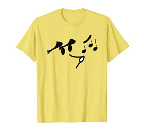 Halloween Emoji Group Couple Costume Shirt Music -