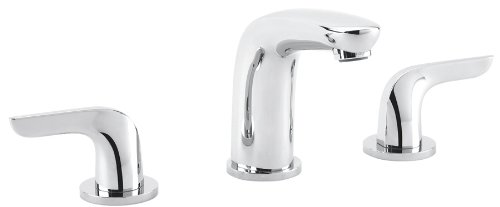 Hansgrohe 04182000 Allegro E Widespread Faucet, Chrome - Brushed Nickel Allegro