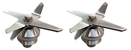 (Blender Blade Assembly for Vitamix Wet Blade 2-Pack)