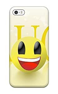 New Cute Funny Text Humor Case Cover/ Iphone 5/5s Case Cover