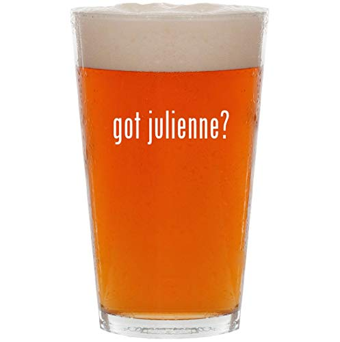 got julienne? - 16oz All Purpose Pint Beer Glass