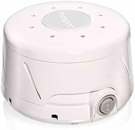 Marpac Dohm Classic White Noise Sound Machine, White