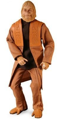 - Dr. Zaius 12 Inch Figure from The Planet of the Apes (Sideshow Toy)