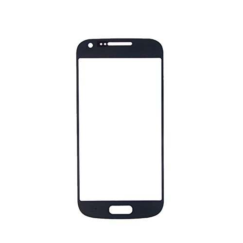 Silvercell Front LCD Screen Glass Lens Repair For Samsung Galaxy S4 mini i9190 i9195BLK