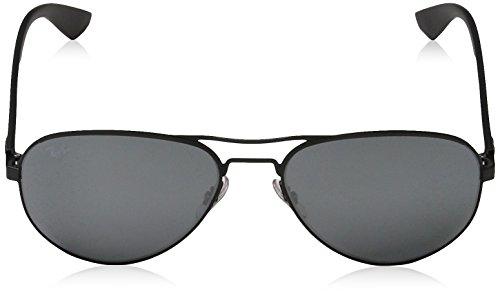 Ray-Ban Sonnenbrille (RB 3523) MATTE BLACK (MATTE BLACK)