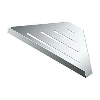 Ginger 28505 Pc Surface Corner Shower Shelf Polished
