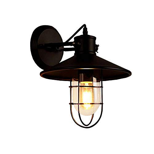 Copper Outdoor Wall Sconce Light in US - 9