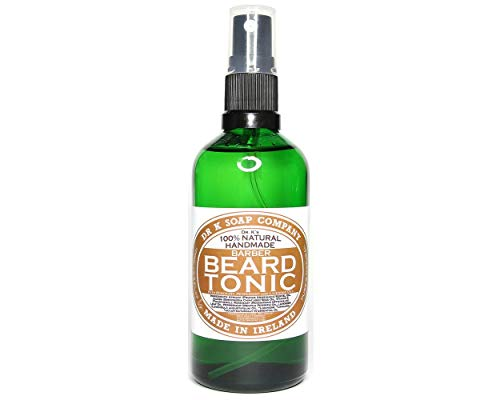 Dr K Soap Company: Beard Tonic Rosemary, Peppermint & Lavender 3,38 Oz Barber Size by Dr K Soap