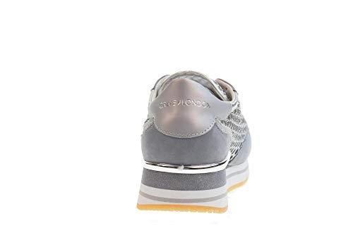 Dynamic Gris 25555pp1 Bajas Zapatillas Crime 25 Mujer Zapatos q7fwwYT