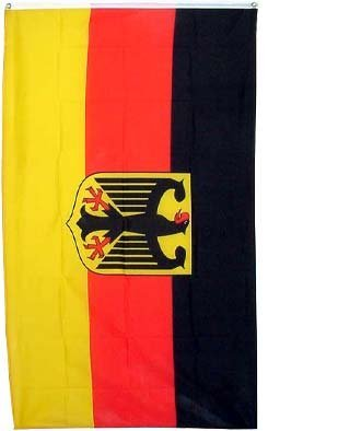 German State Flag - Polyester 3' x 5' (36